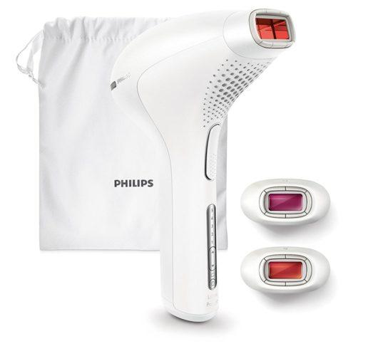 Philips Lumea Prestige IPL test