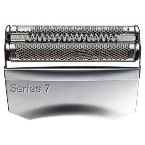 Braun Series 7 Scherteil silber
