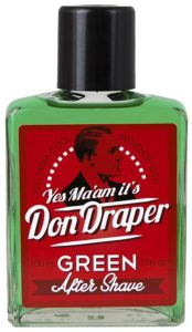 Don Draper Green